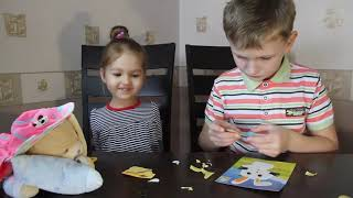 Делаем с детьми своими руками Детское рукоделие Аппликация Зайчик 3D