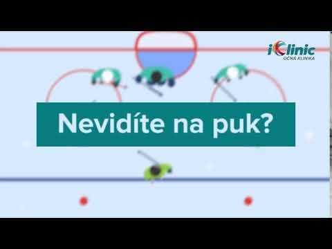 Vychutnajte si hokejový zápas bez okuliarov