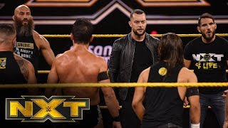 Finn Bálor brutalizes Johnny Gargano: WWE NXT, Oct. 23, 2019