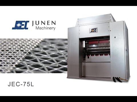 Expanded Metal Machine- JEC-75L