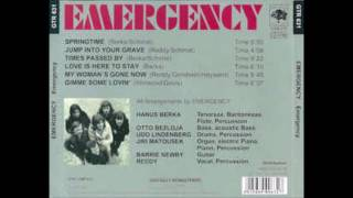 Emergency(Berka,Reddy,Bezloja) - Emergency - 1971(Full album)