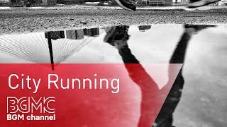 City Running: Chill Running Jazz Beats - Relaxing Instrumental Jazz Hip Hop Music