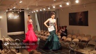 Mac Duggal 48409M Dress - NewYorkDress.com