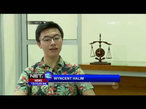 Mahasiswa UGM Jadi Jaksa Terbaik di Dunia - NET12