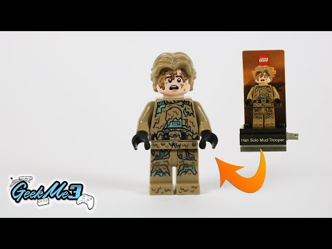 Vidéo LEGO Star Wars 40300 : Han Solo Mudtrooper (Polybag)