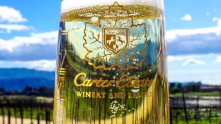 Making sparkling wine in Temecula at Carter Estate Winery