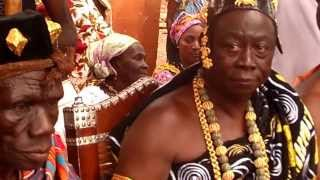 preview picture of video 'LA COTE D'IVOIRE ET SES BELLES TRADITIONS CULTURES ENCESTRALES'