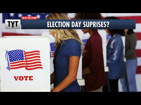 Which Election Day Races Are Hardest To Predict?