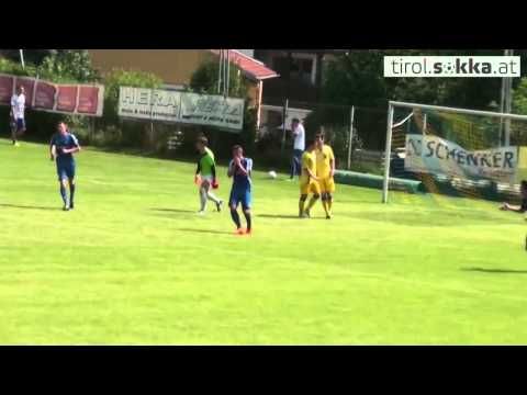 1. Runde Landesliga West: SU Inzing vs. SC Mils 05 | 2014/2015