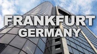 preview picture of video 'Frankfurt, the Business and Financial Centre of Germany'