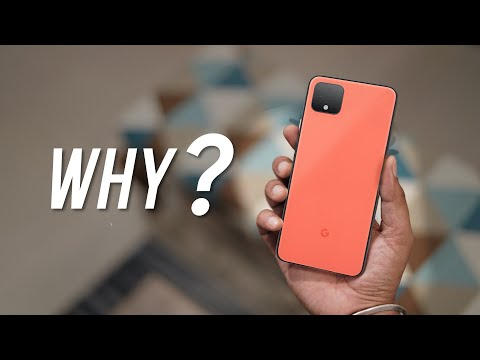 Why the Pixel 4 is Not Coming to India?