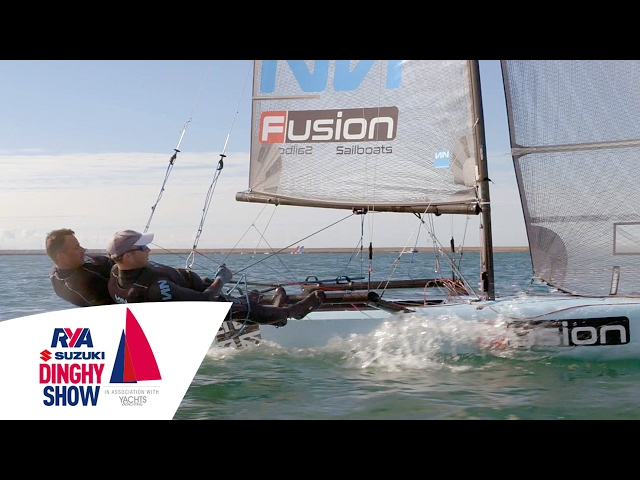 Double Hander Sailing Tips from World, European and National International 14s Champions