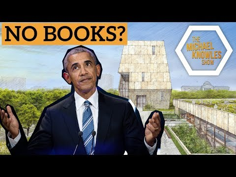 Obama's Virtual Library and Legacy | The Michael Knowles Show Ep. 86