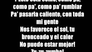 Daddy Yankee-Limbo Letra
