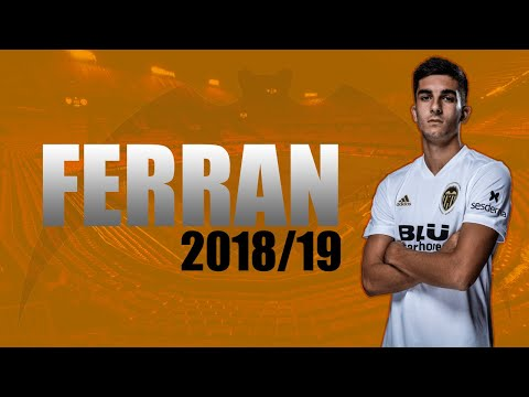 Ferran Torres - 2018/19 - Skills, Goals & Assists