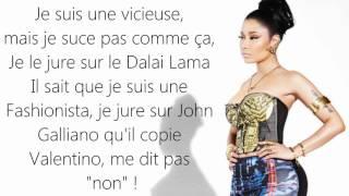 Nicki Minaj - Swalla || Lyrics Traduction