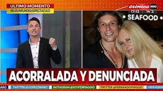 Claudio Caniggia Denunció A Mariana Nannis Por Estafa