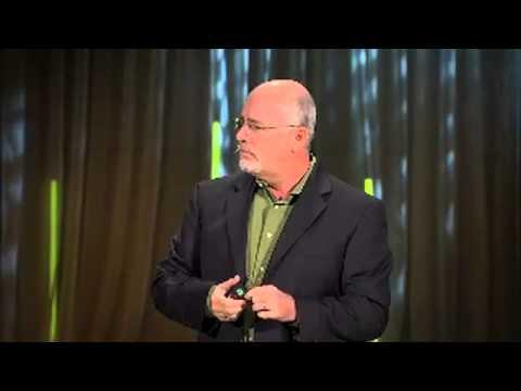 Five basics of biblical financing - Dave Ramsey