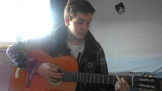 Naive By The Kooks   How To Play On Guitar  Toturial  Really Easy Beginner Toturial