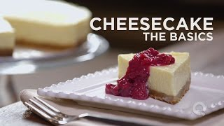 How to Make Cheesecake - The Basics on QVC