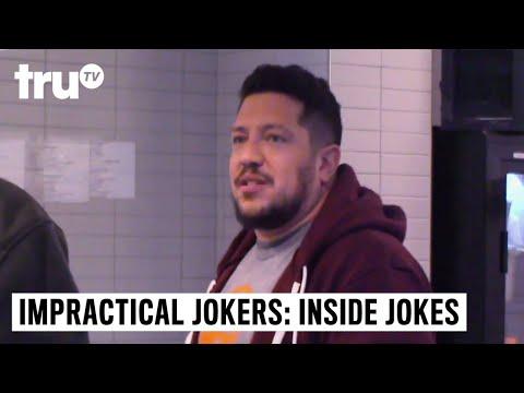 Impractical Jokers: Inside Jokes - Not That Bit | truTV