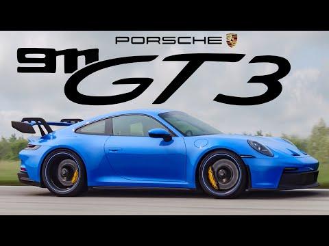 2022 Porsche 911 GT3 Review - THE BEST NEWEST PORSCHE