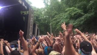 Falling in Reverse - Rolling Stone live 1080p 60FPS Warped Tour 2016