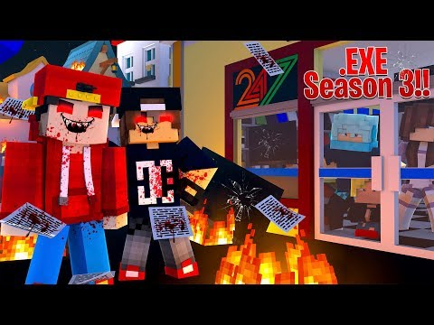 Minecraft .EXE 3.0 - ROPO & JACK .EXE ARE BACK!!!