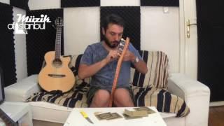 Bağlamaya Gitar Teli Takılırsa Ne Olur ?