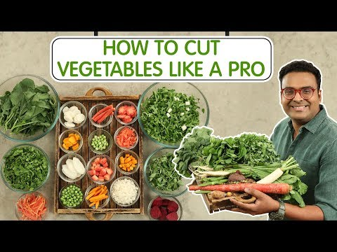How to Cut Vegetables Like A Pro | Healthy Winter Vegetables | Carrot | Radish | Spinach | Beetroot