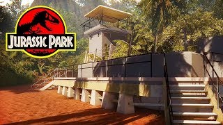 INSIDE THE RAPTOR HATCHERY! BEST JURASSIC PARK FAN GAME?! | Jurassic Dream (Free Download Part 1)