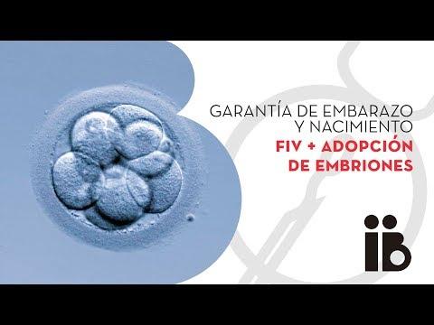 Garantía de embarazo y nacimiento. FIV + Embrioadopción