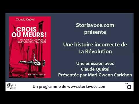 Vidéo de Claude Quétel