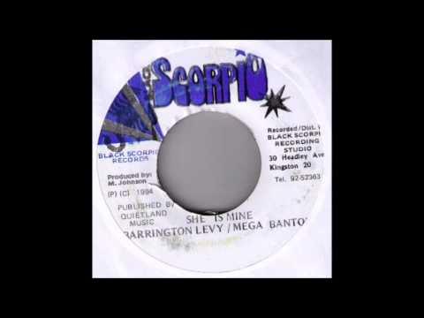 She's Mine riddim aka Blend dem Riddim 1999 SanchezBarrington LevyBeenie+more (Black Scorpio)