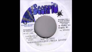 She's Mine riddim aka Blend dem Riddim 1999 Sanchez,Barrington Levy,Beenie+more (Black Scorpio)