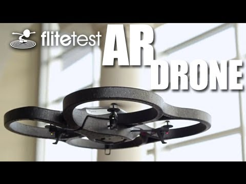 Flite Test - AR Drone - REVIEW