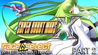Super Robot Wars X - The Dojo (Let's Play) - Part 2
