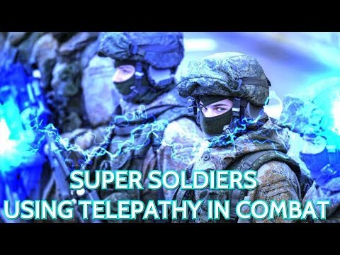 Psychic Special Forces? Russia To Be Training Telepathic Super ...