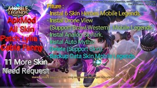 mobile legend mod apk unlimited skin - TH-Clip