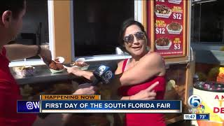 Tasty treats at the South Florida Fair
