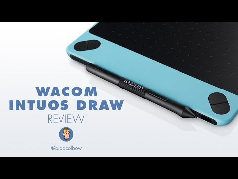 Wacom Intuos Draw Review