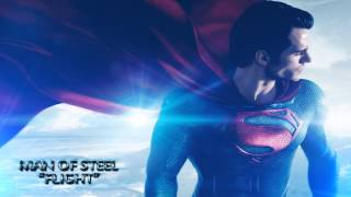 Man of Steel - Movie Soundtrack - 'Flight' [High Quality Mp3]
