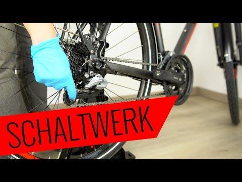 Shimano Schaltwerk wechseln - einfach & schnell - Fahrrad.org