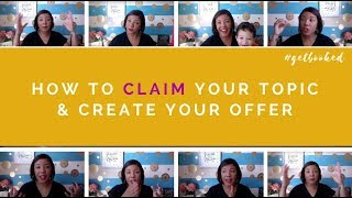 How to Claim Your Offer & Hook for An Offer That Sells?