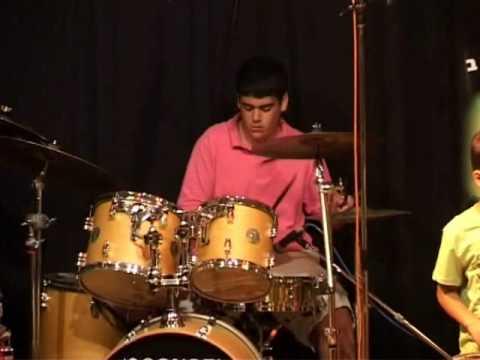 קטע מקונצרט דראמר 2010 – לימוד
