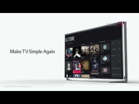 LG Ultra HD TV with 4K