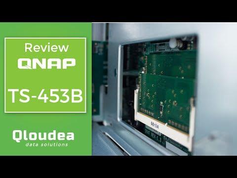 Review QNAP TS-453B NAS de 4 bahías con USB Type-C
