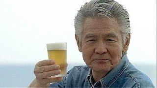 追悼菅原文太さんCMキリンビール/スズキ