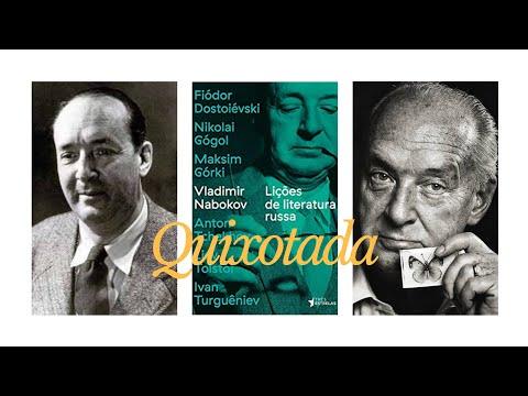 Lições de Literatura Russa, de Vladimir Nabokov - Desafio Quixotada (junho de 2019)
