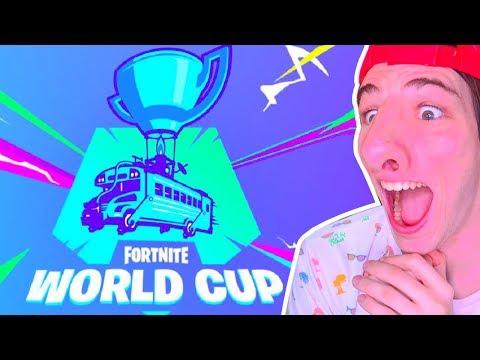 FORTNITE WORLD CUP *4.000.000 $* FINAL CLASIFICATORIO en SOLO | Folagor03 Comenta